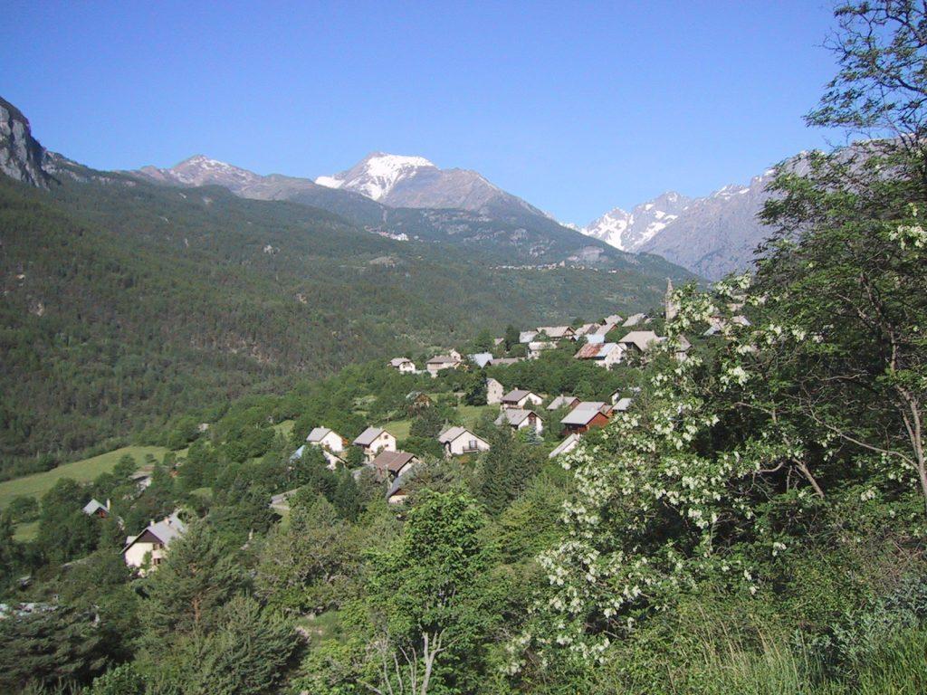 le village des Vigneaux